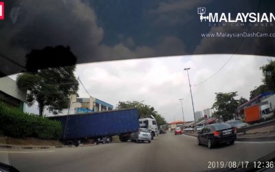 August 2019 Malaysia Dash Cam Compilation