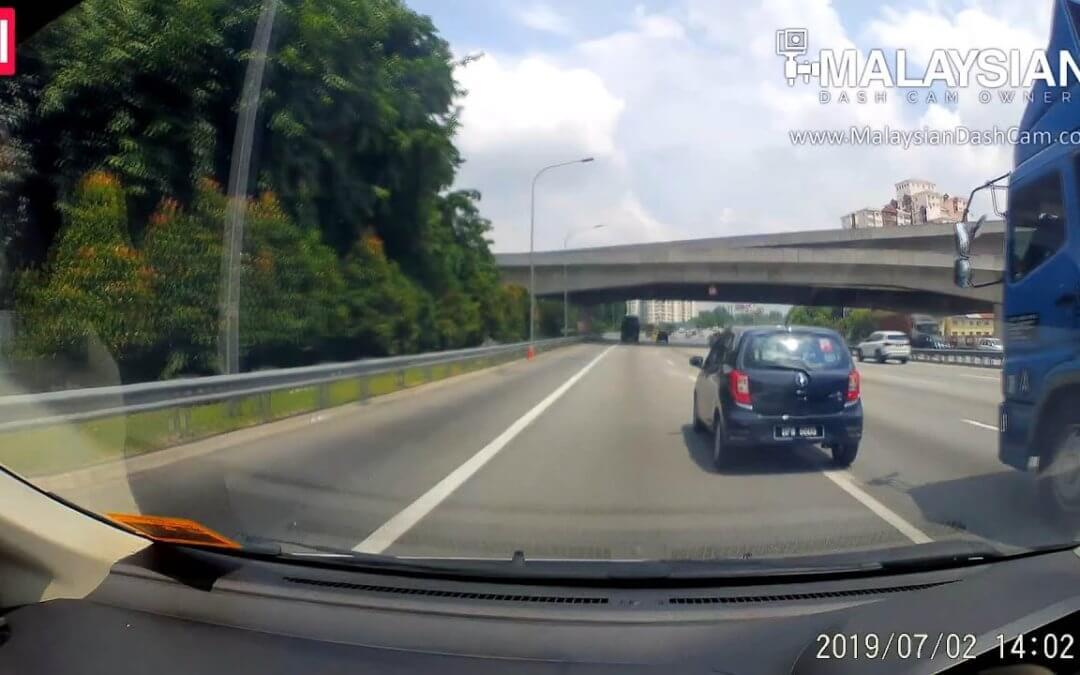 Clueless Driving #1