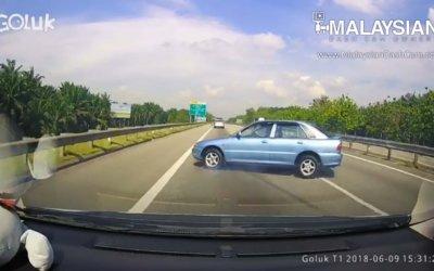 July 2019 Malaysia Dash Cam Compilation